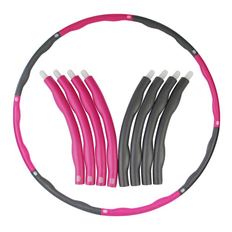 Armageddon Sports Масажен обръч за въртене Weight Hula Hoop