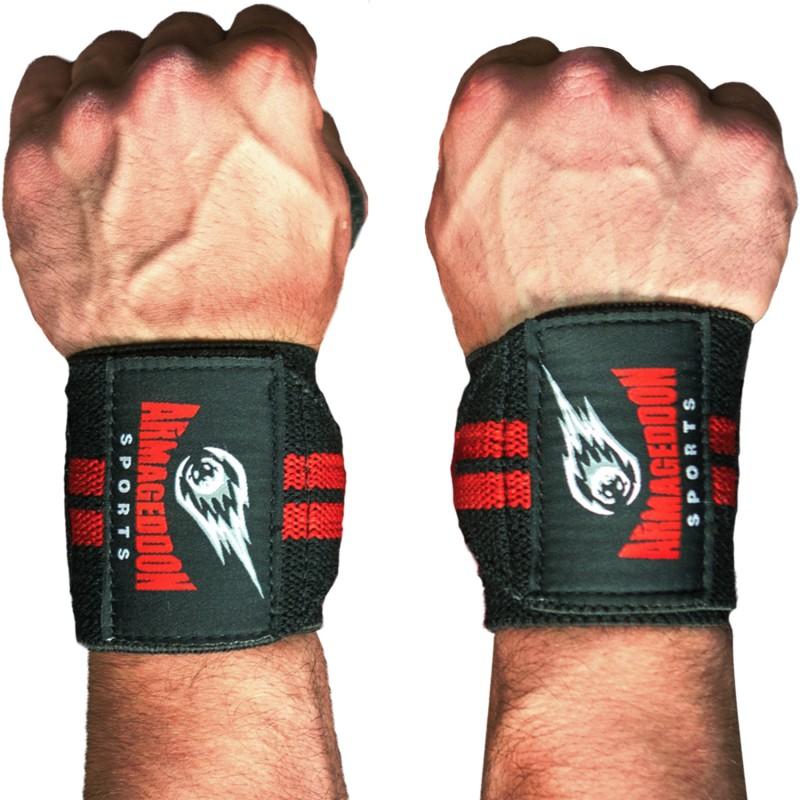Armageddon Sports Еластични накитници с палец
