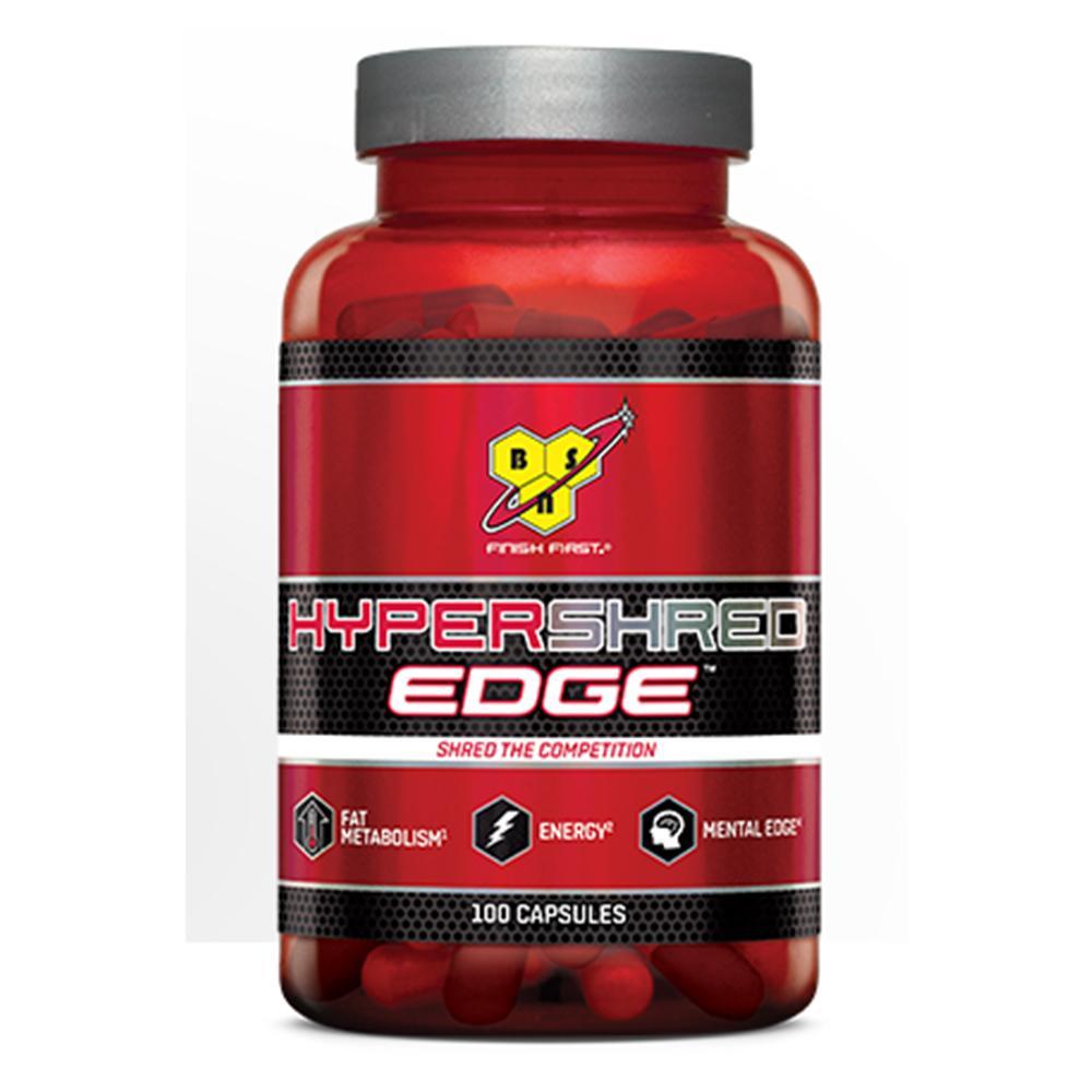 BSN Hypershred Edge 100caps