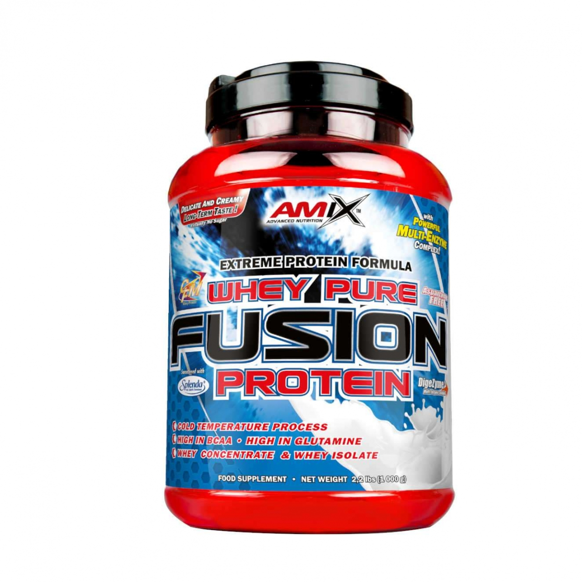 AMIX Whey Pure Fusion 1kg