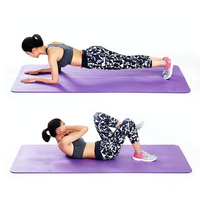 Armageddon Sports Постелка за йога и упражнения Nbr Eco-friendly