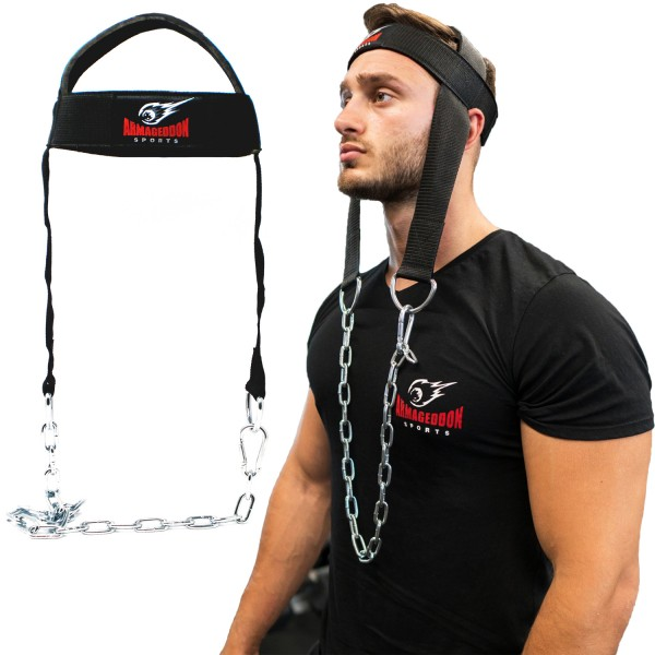 Armageddon Sports Шлем с метална верига
