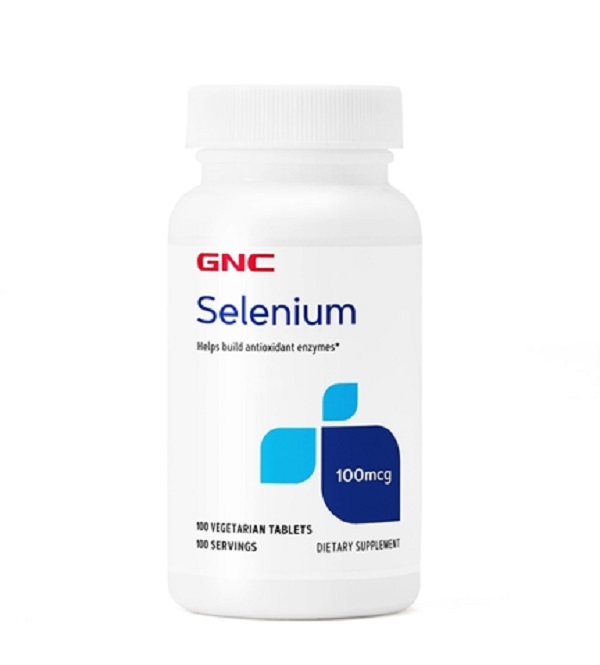 GNC Selenium 100mcg