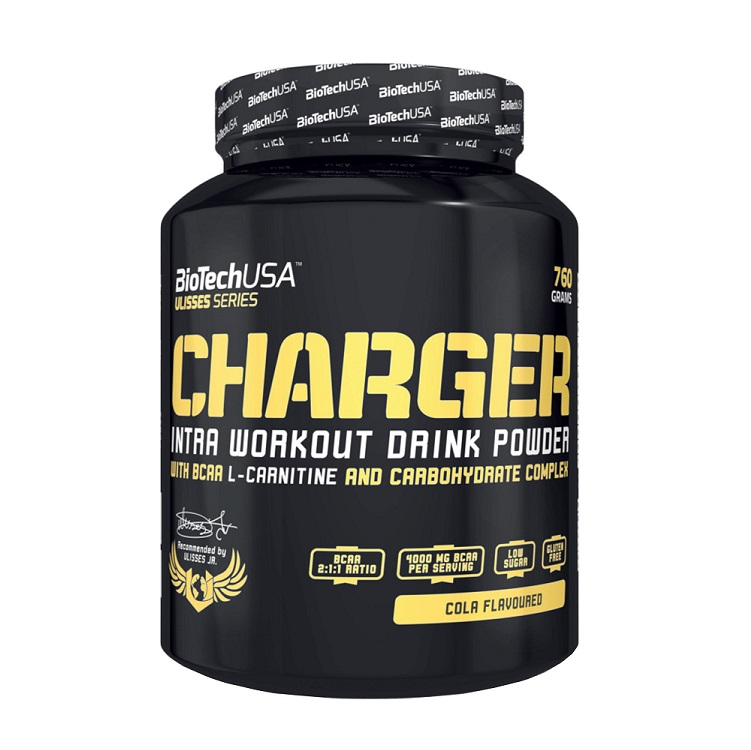 BioTech USA Ulisses Series Charger 760g