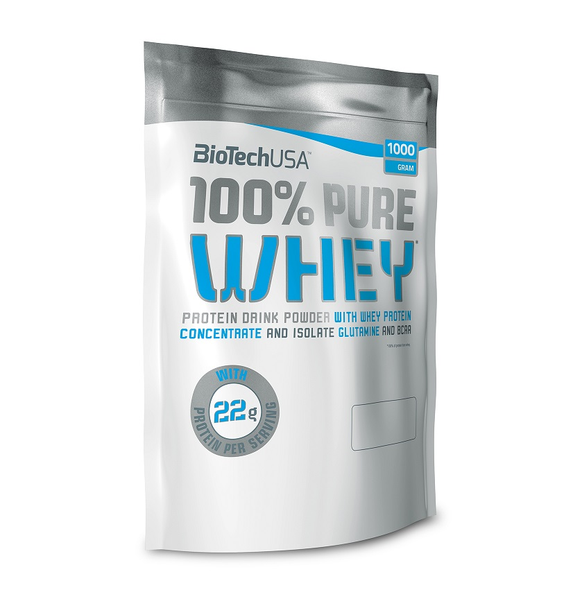 BioTech USA 100% Pure Whey 1kg