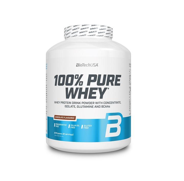 BioTech USA 100% Pure Whey 2,27kg