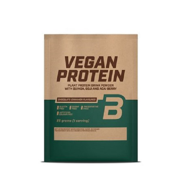 BioTech USA Vegan Protein 25g