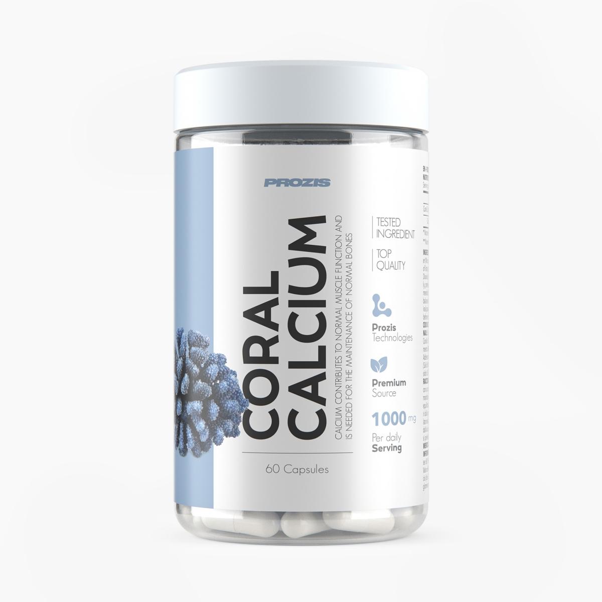 Prozis Sport Coral Calcium 1000mg 60caps