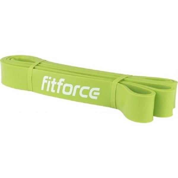 Ластична лента за упражнения 11/36 кг зелена