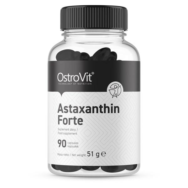 OstroVit Astaxanthin Forte 4mg 90caps