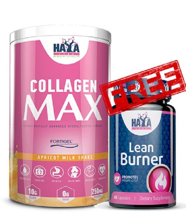 Collagen Max + Lean Burner Free