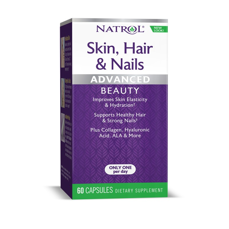 Natrol Skin Hair Nails