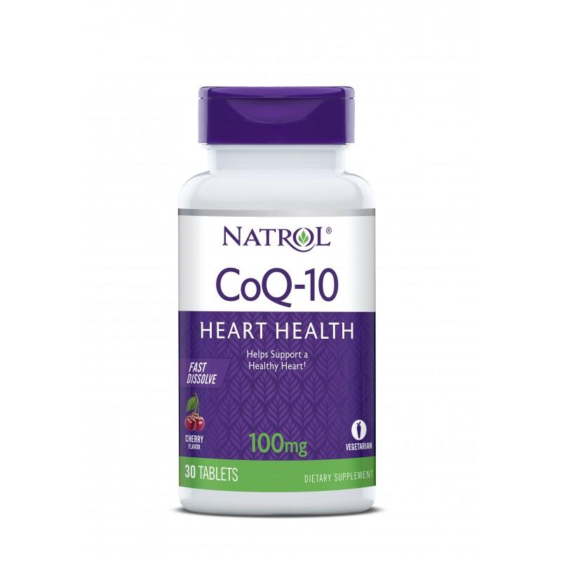 Natrol Co-q10 Fast Dissolve 100mg