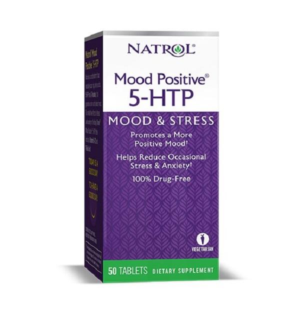 Natrol 5-htp Mood Positive