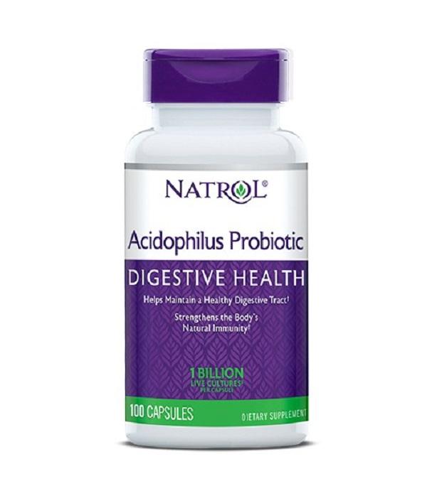 Natrol Acidophilus Probiotic