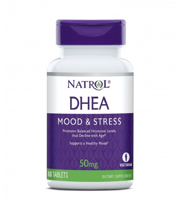 Natrol Dhea50 Mg