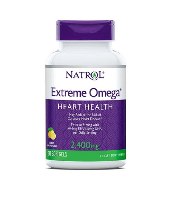 Natrol Extreme Omega 1200mg