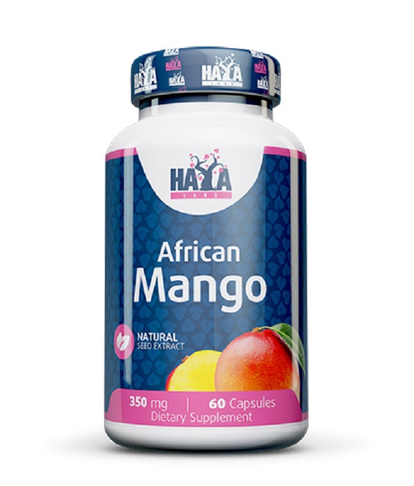 HAYA Labs African Mango 360mg 60caps