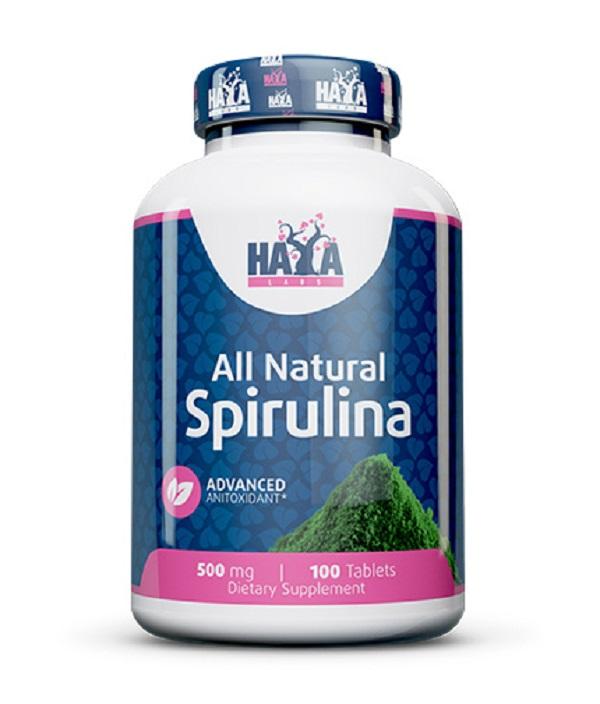 HAYA Labs All Natural Spirulina 500mg