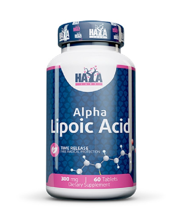 HAYA Labs Alpha Lipoic Acid 300mg 60tabs