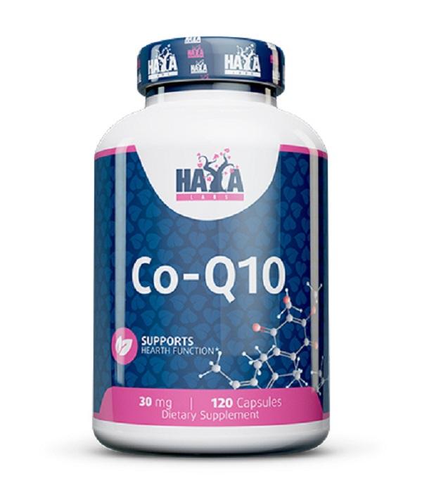 HAYA Labs Co-q10 30mg 120caps