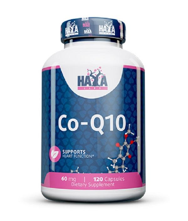 HAYA Labs Co-q10 60mg 120caps