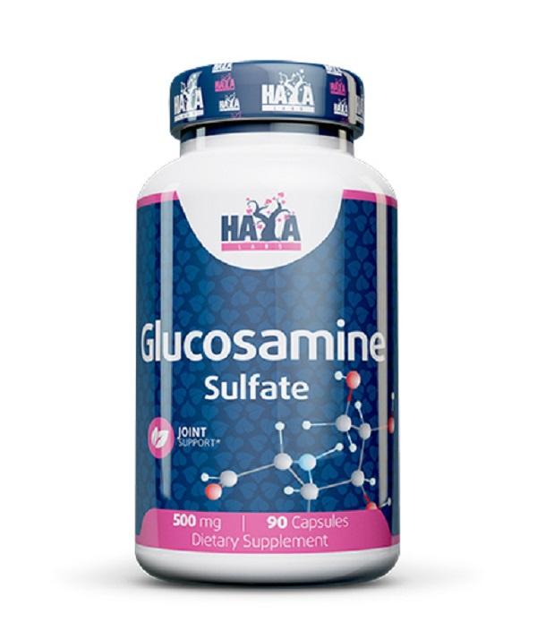 HAYA Labs Glucosamine Sulfate 500mg 90caps