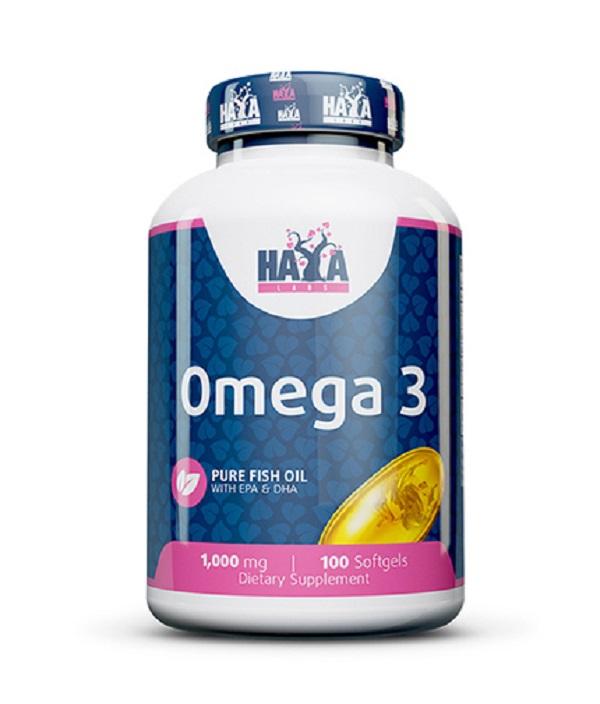 HAYA Labs Omega 3 1000mg