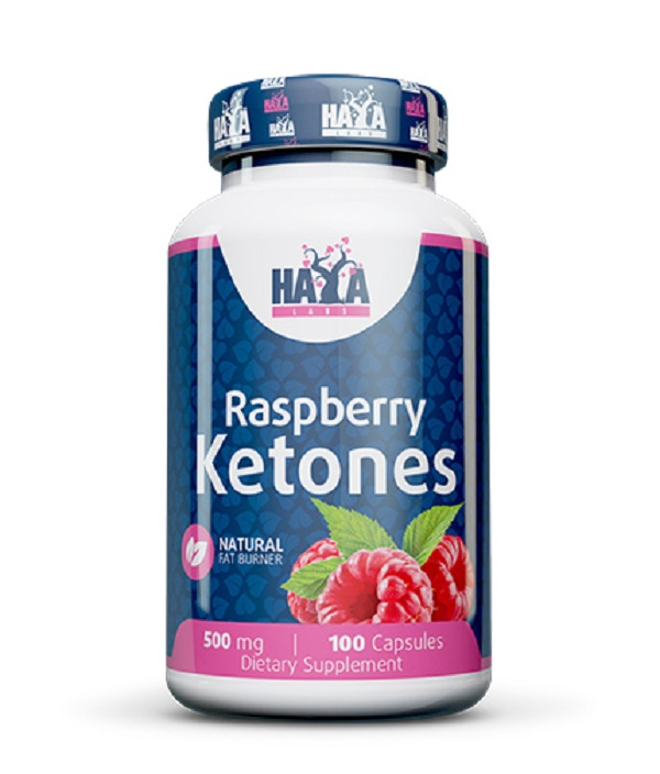 HAYA Labs Raspberry Ketones 500mg 100caps