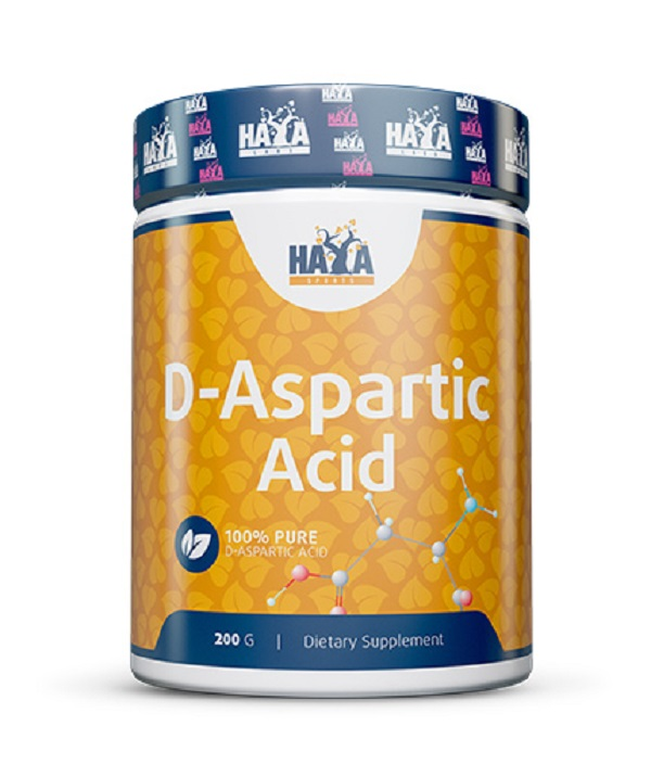 HAYA Labs Sports D-aspartic Acid 200g