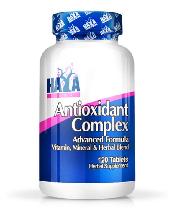 HAYA Labs Antioxidant Complex 120tabs