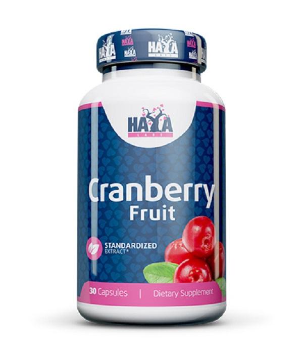 HAYA Labs Cranberry Fruit Extract 30caps