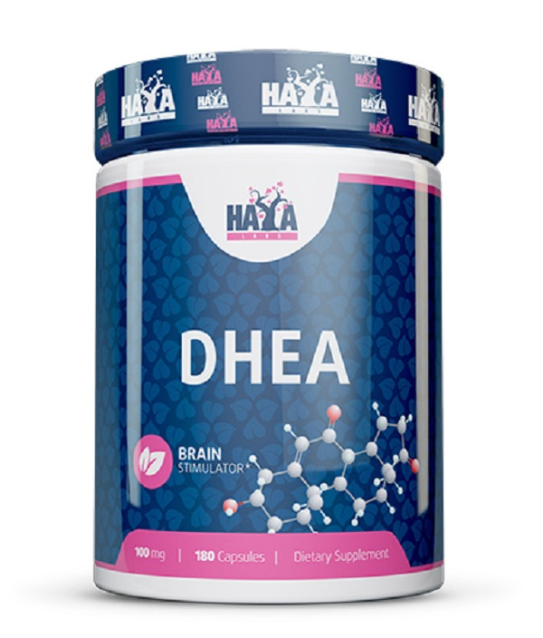 HAYA Labs Dhea 100mg 180caps