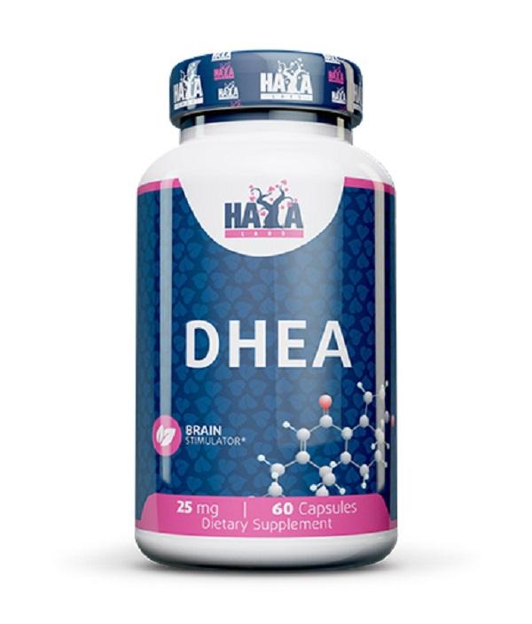 HAYA Labs Dhea 25mg 60caps