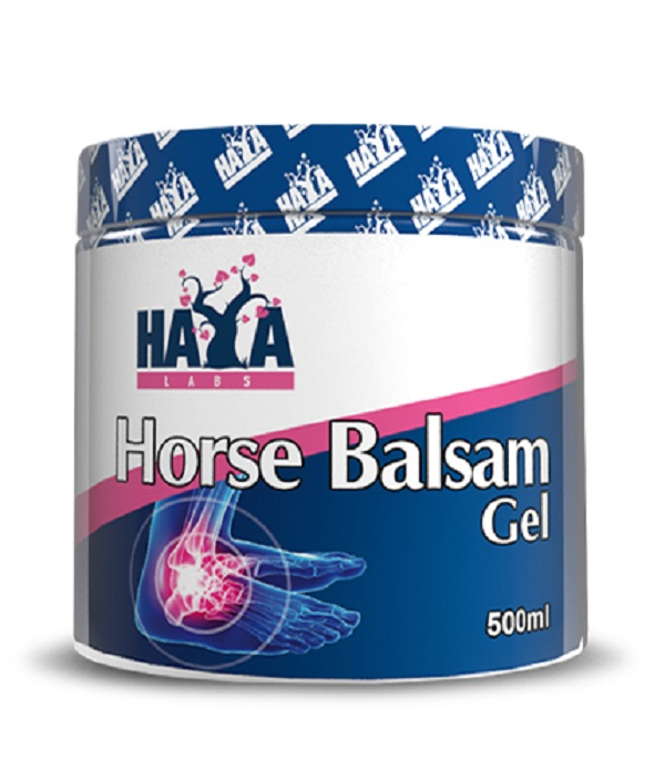 HAYA Labs Horse Balsam Gel 500ml