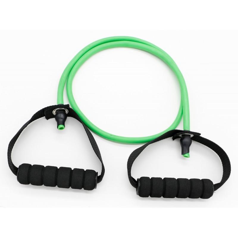 Active Gym Тренировъчен ластик със съпротивление / Зелен / 5 кг