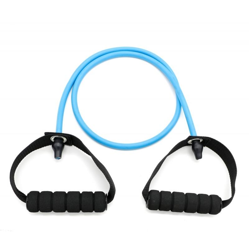 Active Gym Тренировъчен ластик със съпротивление / Син / 10 кг