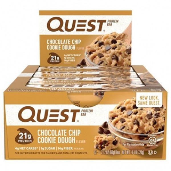 QUEST Nutrition Quest Bar 12x60g