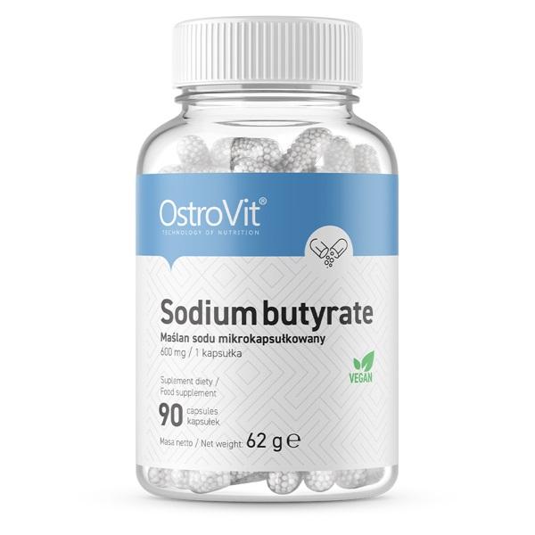 OstroVit Sodium Butyrate 600mg 90caps