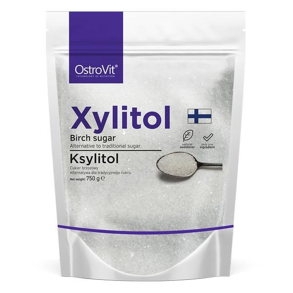 OstroVit Xyitol Sugar Free Sweetener 750g