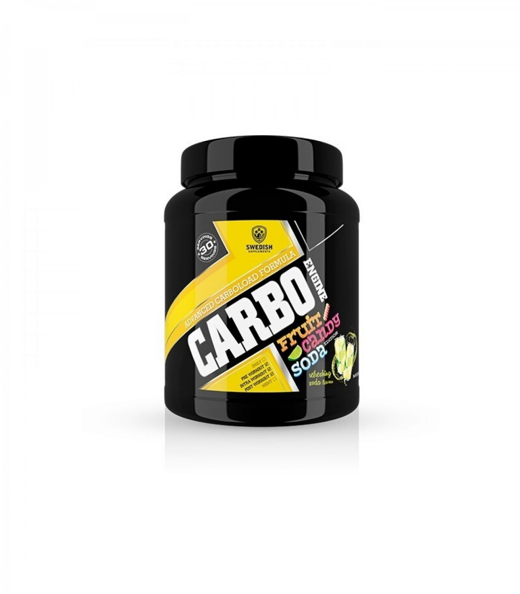 SWEDISH Supplements Carbo Engine 1000g