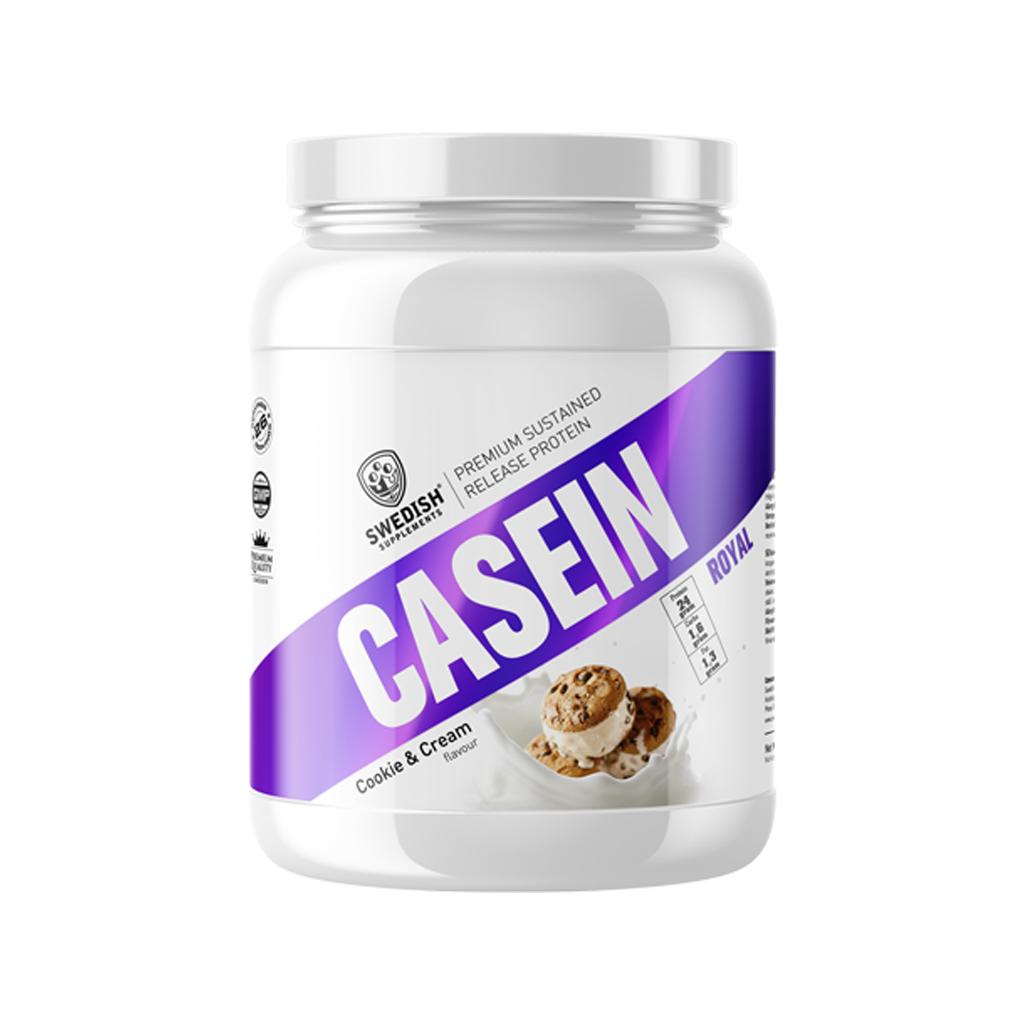 SWEDISH Supplements Casein Royal 900g
