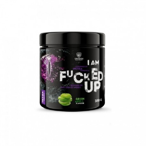 SWEDISH Supplements I Am F#cked Up Intra Formula 350g