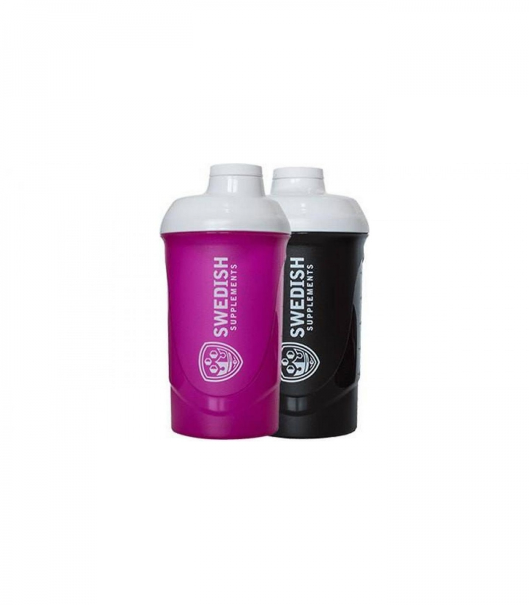 SWEDISH Supplements Shaker 600ml