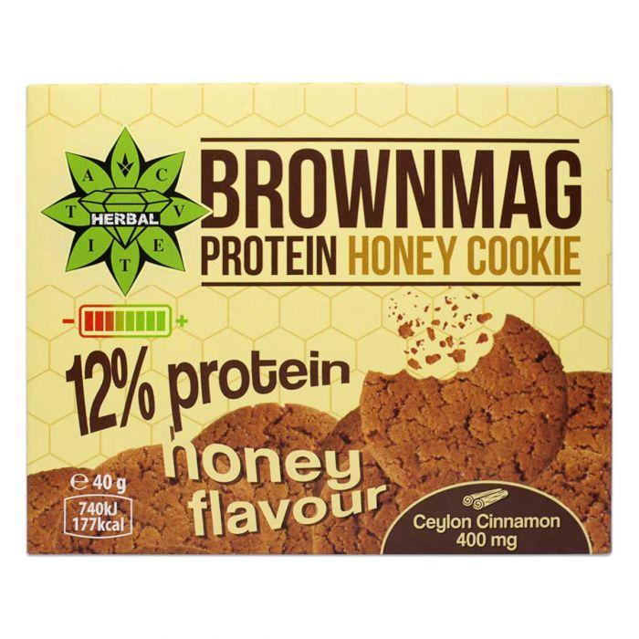Cvetita Herbal Brownmag Honey Cookie меденка с цейлонска канела 40g