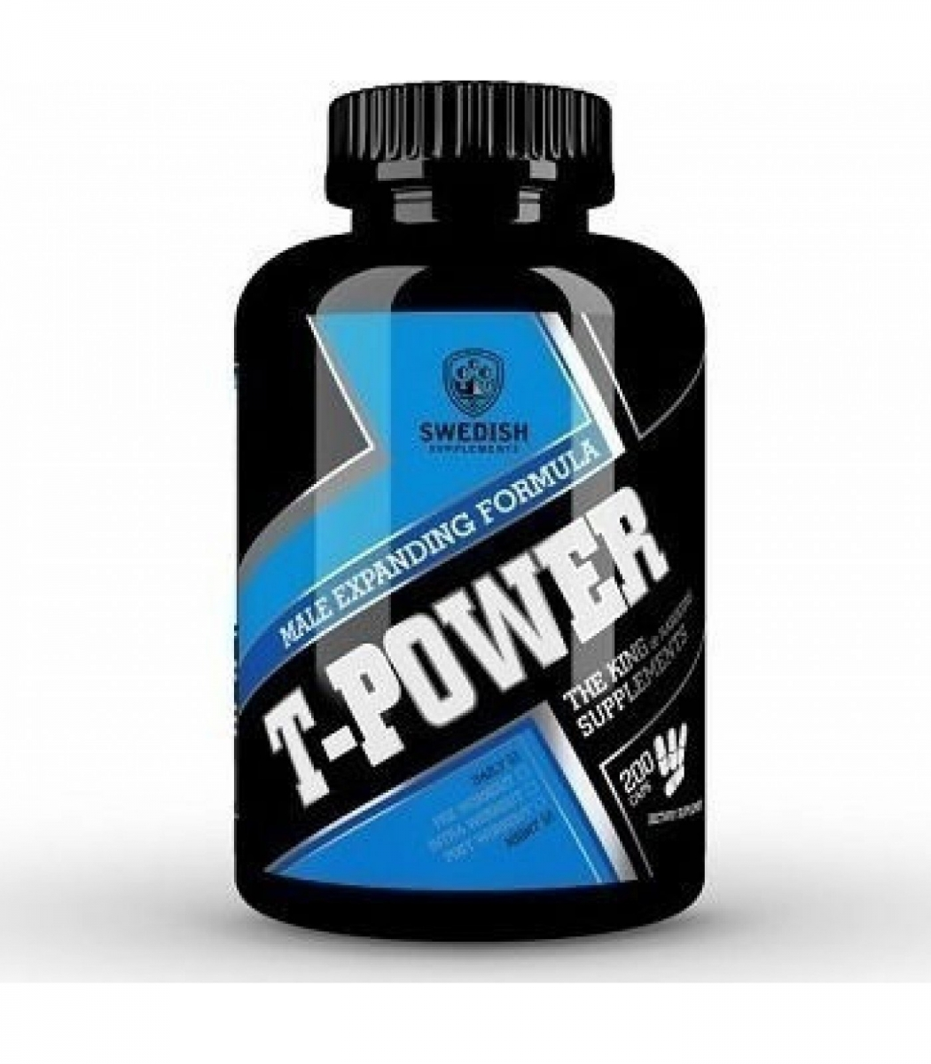 SWEDISH Supplements T-power 200caps