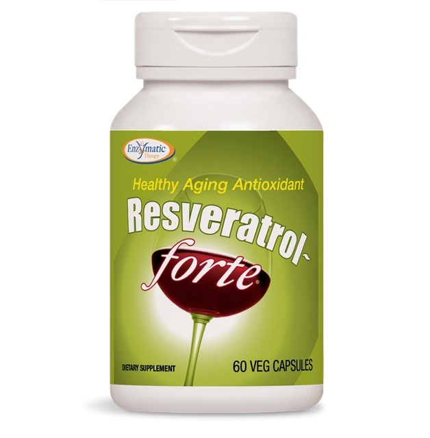 Nature′s Way Resveratrol Forte 325mg 60caps