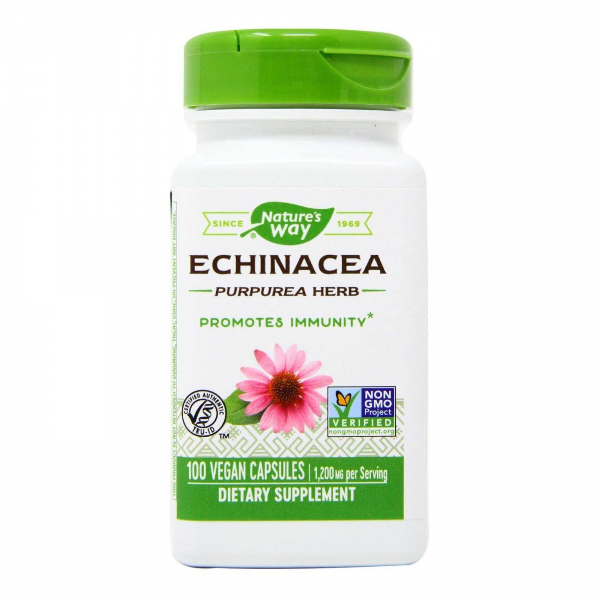 Nature′s Way Echinacea 400mg 100caps