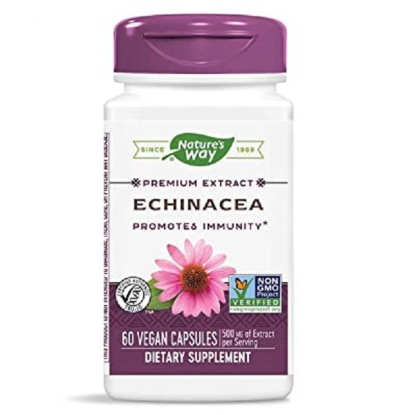 Nature′s Way Echinacea 440mg 60caps