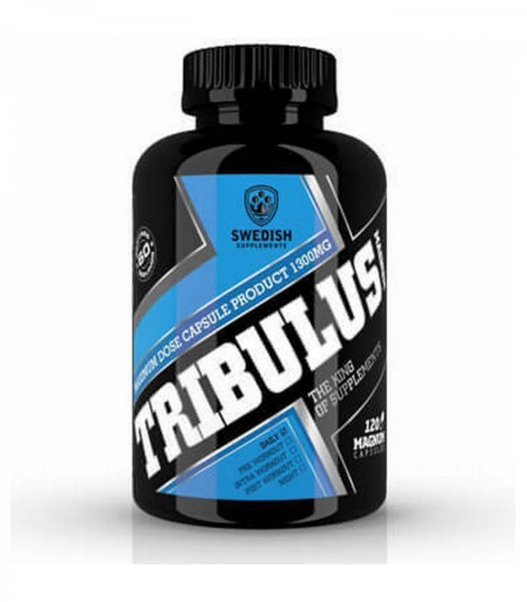 SWEDISH Supplements Tribulus Magnum 120caps